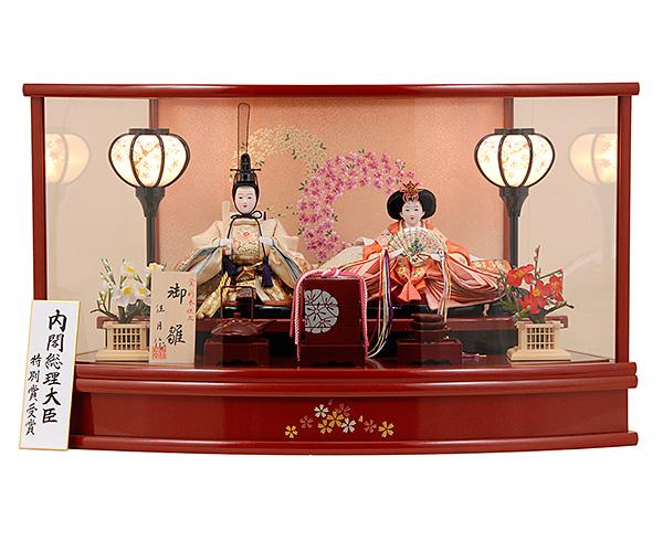 K-104 親王ケース 雛人形