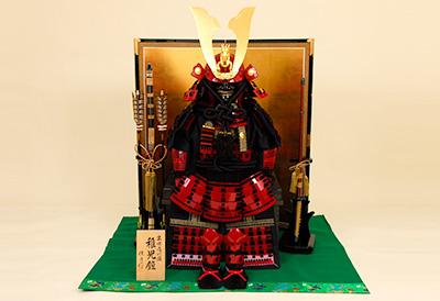 五月人形 K-318 着用鎧(稚児鎧)