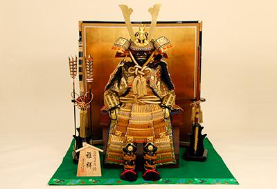 五月人形 K-319 着用鎧(稚児鎧)