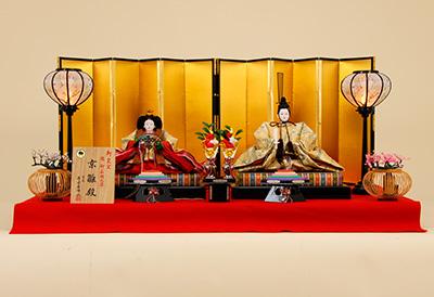 京都西陣帯 山口美術織物 京雛 111