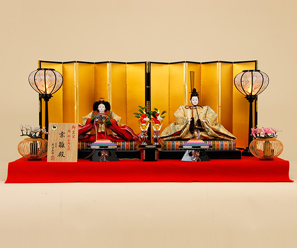 京雛 111 京都西陣帯 山口美術織物