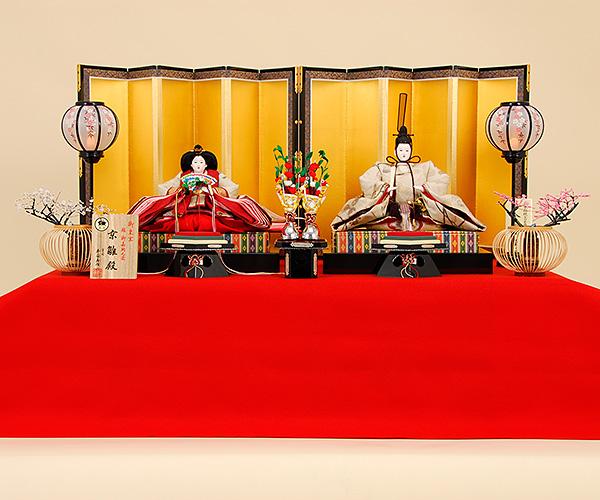 京都西陣帯 唐織之衣装 京雛 112