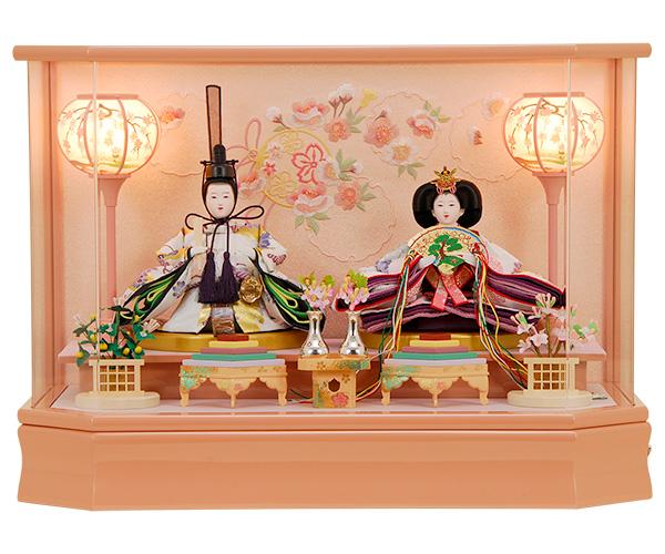 K-100 親王ケース 雛人形