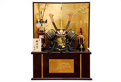 五月人形 K-41 京造り兜 兜収納飾り