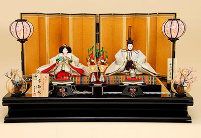 京雛 108 京都西陣帯 山口美術織物 カサブランカ